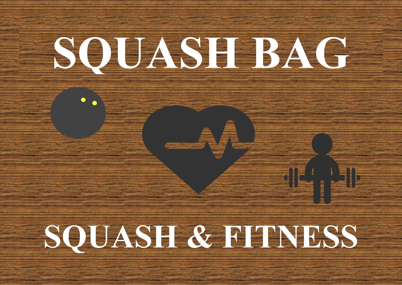 Squash Bag  -  Squash & Fitness